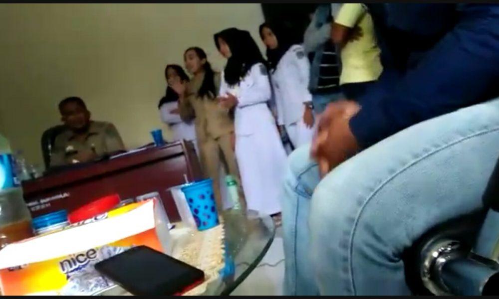 Video Pengeroyokan Mahasiswa Kkn Di Ruangan Kepala Puskesmas