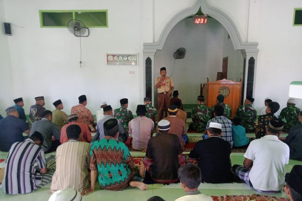 Hari Juang Tni Ad Danramil Padang Sappa Gelar Doa Bersama Tekape Co